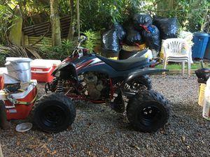 2008 yamaha raptor 250cc quad for Sale in Wahiawa, HI