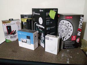 Ring, delta, coast, Nest etc for Sale in San Antonio, TX