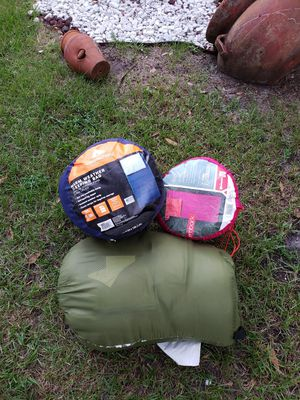 Sleeping Bags $10 for Sale in Tampa, FL
