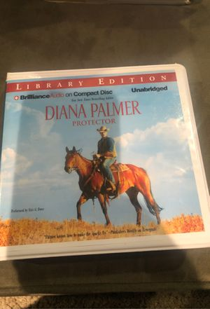 Diana Palmer Protector Unabridged on CD for Sale in Grand Rapids, MI