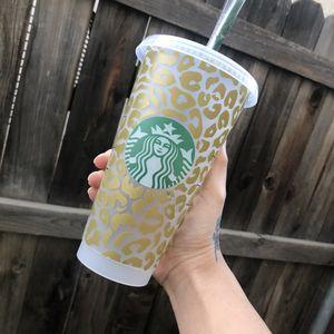 Cheetah print Starbucks cup for Sale in Dinuba, CA