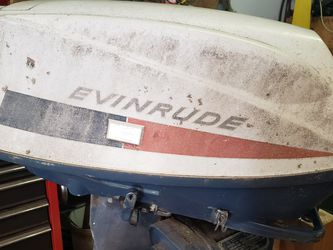 Early 70's Evenrude 40hp Power Head For Parts for Sale in Tacoma,  WA