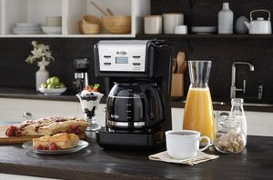 Mr. Coffee 12 Cup Programmable Black Coffee Maker for Sale in Arlington, VA