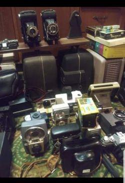 Vintage Cameras for Sale in Butler,  PA