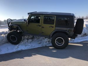 2007 Jeep Wrangler for Sale in Greenwood, IN