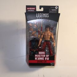 Shang-Chi Marvel Action Figure for Sale in Beaverton,  OR