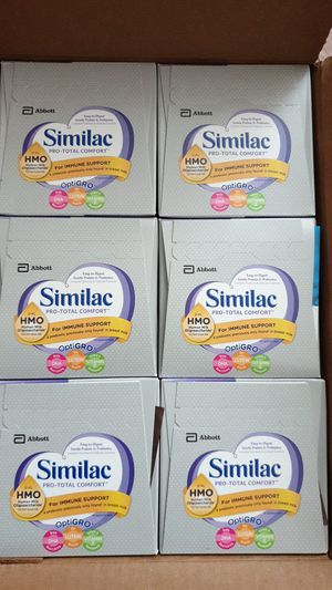 Similac Pro-Total Comfort Infant Formula for Sale in Newark, CA