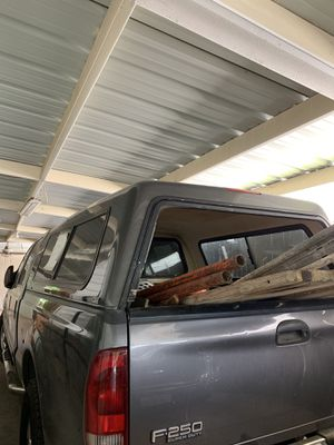Truck camper for F 250 for Sale in Fort Worth, TX