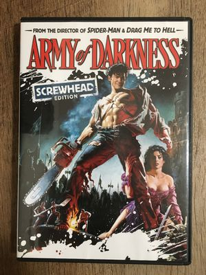 Army of Darkness on DVD for Sale in Fresno, CA