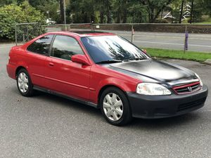 2000 Honda Civic for Sale in Woodinville, WA
