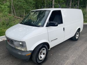 2001 GMC Safari Astro Cargo Van 4x4 AWD Chevy Dodge Ford Sprinter for Sale in Germantown, MD