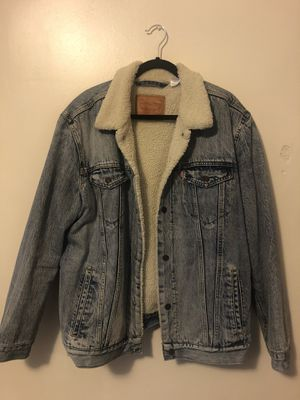 Levi Jean Jacket XL for Sale in Boston, MA