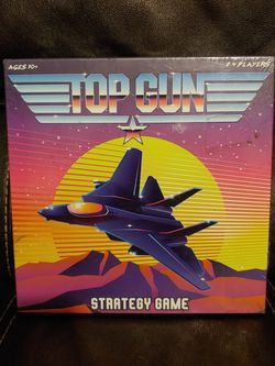 Top Gun Strategy Game (English) Board Game for Sale in Hawthorne,  CA