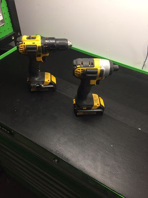 DeWalt drill driver combo for Sale in NV, US
