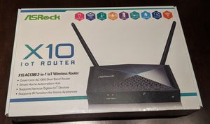 ASRock X10 WiFi Router for Sale in Irvine, CA