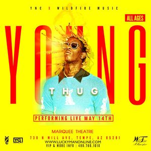 YOUNGTHUG MAY14 with LILYACHTY for Sale in Scottsdale, AZ