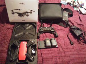 DJI Spark drone and kit for Sale in El Dorado, KS