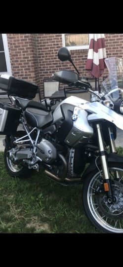 BMW 1200GS 2008 Silver for Sale in Queens,  NY
