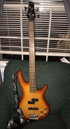 Ibáñez 4 string bass guitar for Sale in Murfreesboro, TN