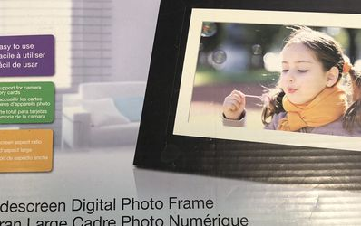 "COBY 7"" Widescreen Digital Photo Frame for Sale in East Los Angeles,  CA"