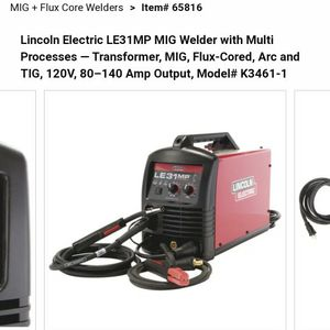Lincoln Electric Welder for Sale in Mesa, AZ