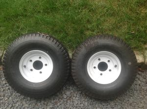 Trailer tires for Sale in Abington, MA