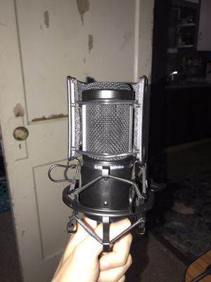 Audiotechnica AT2020 Recording Microphone for Sale in Wichita, KS