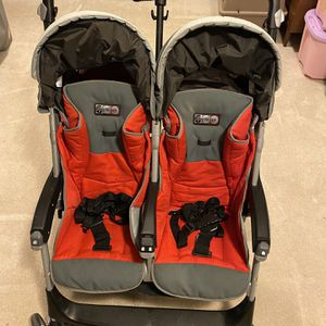 peg perego two seater stroller for Sale in Bradford Woods, PA