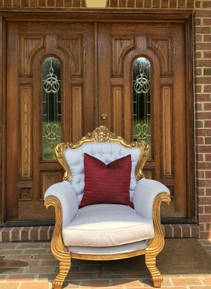 Throne Chairs for Sale in Fairfax, VA
