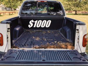 🎁✔$1,OOO✔️🎁 Up for sale 2OO2 Ford F-15O Clean title✔️🎁 for Sale in St. Louis, MO