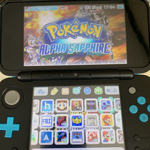 Nintendo 2ds xl with more than 300+ games for Sale in Newport Beach, CA