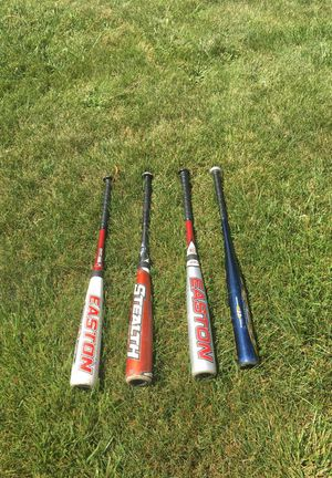 Baseball Bats for Sale in Chicago, IL