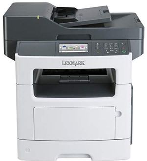 Lexmark MX517de Monochrome All-in One Laser Printer with Scan, Copy, Network Ready, Duplex Printing and Professional Features for Sale in Old Bridge, NJ