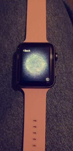 Series 3, 42mm like new (Activation locked) for Sale in Visalia, CA