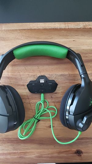 Turtle beach Ear Force Surround sound directional gaming headset for Sale in San Diego, CA