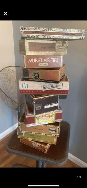 Antique vintage boxes for Sale in Cincinnati, OH
