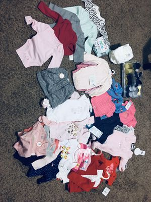 Newborn girl clothes for Sale in Fresno, CA