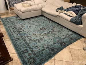 Great condition living/family/Rec room carpet 8'x10' for Sale in Falls Church, VA