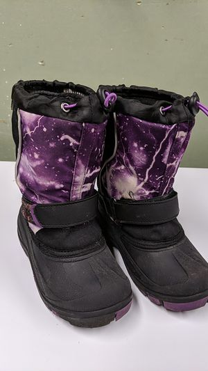 Snow boots - little girl's for Sale in Seattle, WA