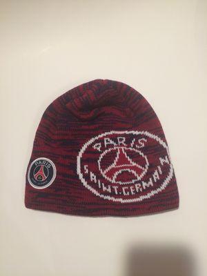 PSG Cap Knit Hat Paris Saint-Germain Neymar for Sale in Silver Spring, MD