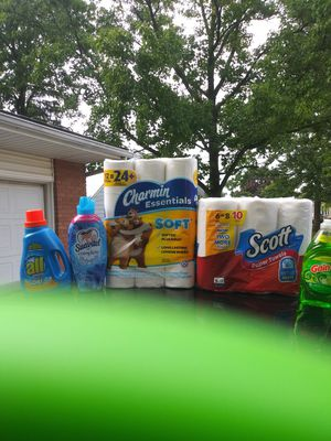 All laundry detergent bundle for Sale in Grove City, OH