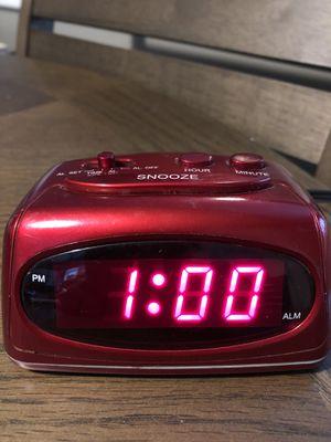 Alarm clock for Sale in Greer, SC