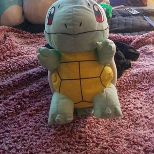 Pokémon Squirtle Plush for Sale in Palos Heights, IL