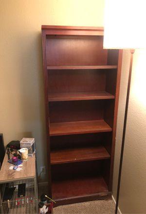 Adjustable Shelves Bookshelf for Sale in Diamond Bar, CA