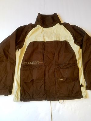 Burton the white collection snowboarding jacket for Sale in East Wenatchee, WA