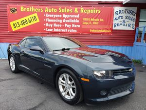 2014 Chevrolet Camaro for Sale in Tampa, FL