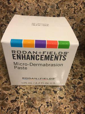 R+F Rodan Fields Enhancements Micro-Dermabrasion Paste for Sale in Las Vegas, NV