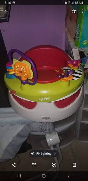 Baby booster seat for Sale in Spring Valley, CA
