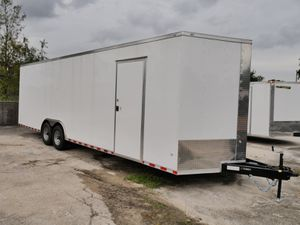 8.5 x 28 Enclosed Trailer for Sale in Fort Lauderdale, FL