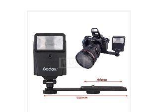 Speedlite Universal Flash Light with Hot Shoe Bracket Holder Mount for Nikon Canon Digital SLR DSLR Camera Accessories for Sale in Davie, FL